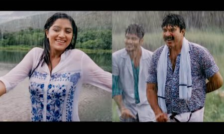 Mammootty, Mamta Mohandas, thoppil joppan mazha song, mammootty dance, mammootty upcoming movie songs