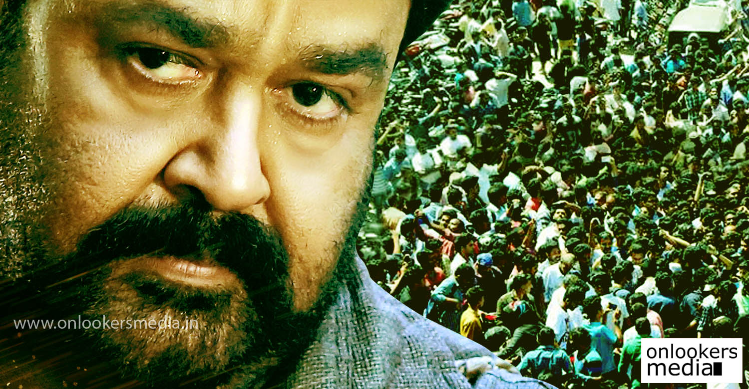 mohanlal pulimurugan, pulimurugan 1st day collection, mohanlal next movie, latest malayalam movie news, super hit malayalam movie, pulimurugan collection report