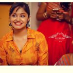 Actress Sarayu Mohan Mehendi Night Stills Photos