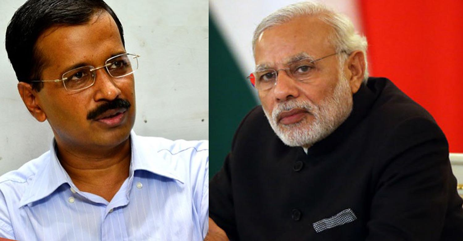 Image result for narendra modi and arvind kejriwal