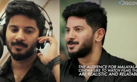 Paloma Monnappa, dulquer discovery channel program, amal neerad dulquer movie name, discovery, dulquer sing, vaanam thila thilaykkanu