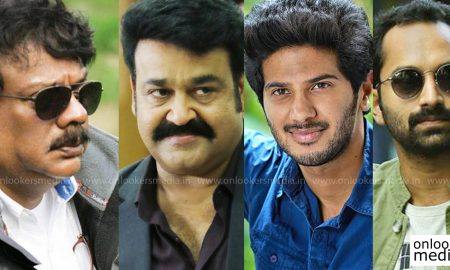 Priyadarshan, Mohanlal, Dulquer,Fahad Fazil, mohanlal priyadarshan movie, dulquer fahad movie, mohanlal dulquer movie