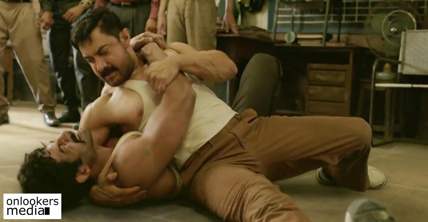 dangal, aamir khan, aamir khan new movie, dangal collection ,dangal world wide collection, aamir khan new stills,