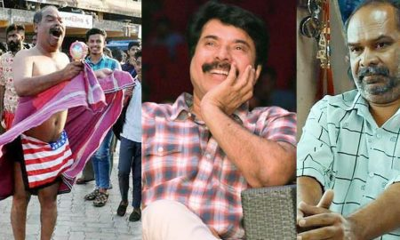 Alencier Ley Lopez, mammootty, mammootty cpm support, national anthem issue, bjp against kamla, artist baby