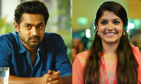 Asif ali new movie, asif ali and aparna balamurali, aparna balamurali new movie, upcoming movie 2017, latest malayalam movies