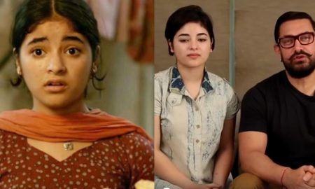 dangal girl, dangal actress Zaira Wasim, Zaira Wasim latest photos, Zaira Wasim stills images, Zaira Wasim new look