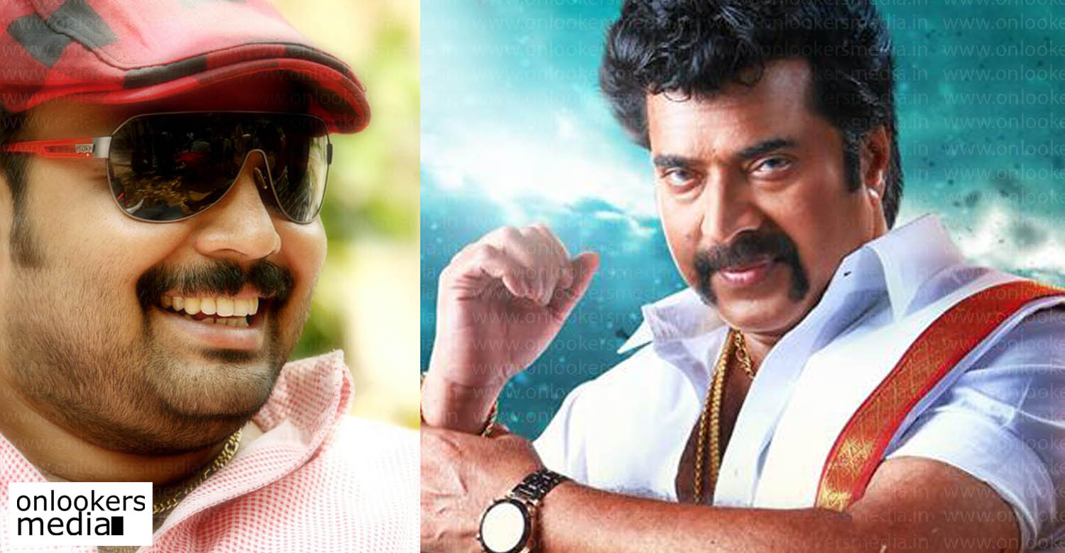 mammootty next movie, raja 2 poster, mammootty raja 2 poster, pokkiri raja second part, mammootty director vysakh