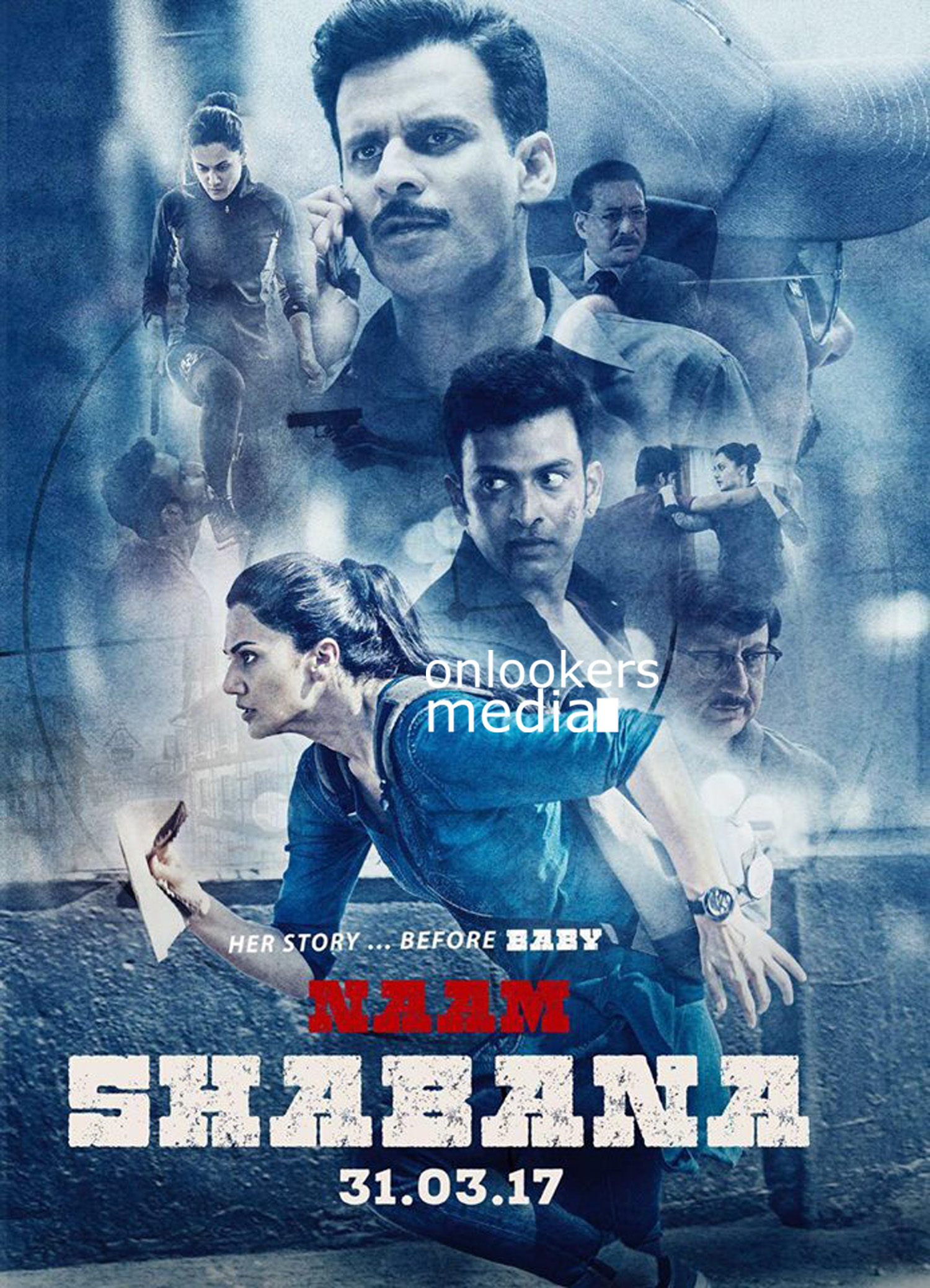 prithvirajs upcoming bollywood movie naam shabana new