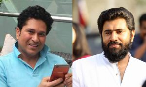 sachin tendulkar news, sachin tendulkar about nivin pauly, nivin pauly latest news,