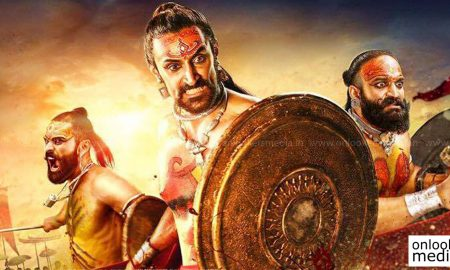 veeram first day collection report, veeram malayalam movie collection, kunal kapoor, jayaraj, kerala box office, veeram hit or flop, big budget malayalam movie
