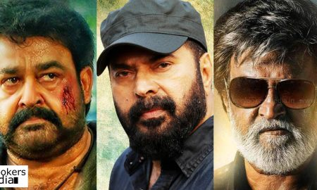 Kerala Box Office The Great Father beats Kabali and Pulimurugan first day collection records