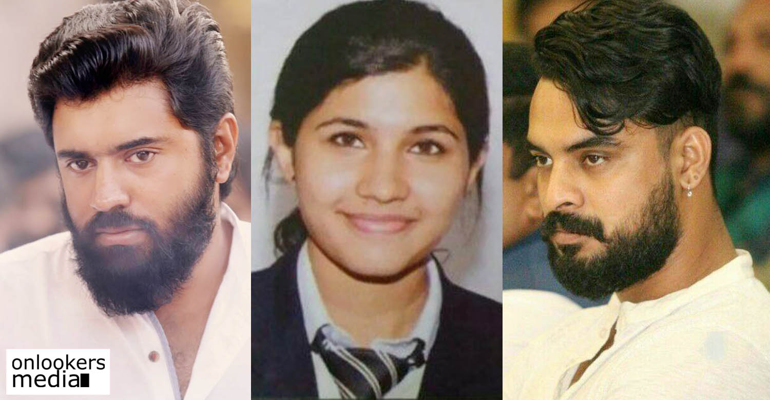After Nivin Pauly, Tovino Thomas also comes out demanding justice