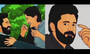 premam animated movie, nivin pauly, latest malayalam movie, malayalam movie 2017,