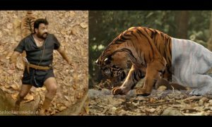 pulimurugan vfx breakdown, pulimurugan making video, pulimurugan tiger original or graphics, latest malayalam movie news, best visual effects team in india