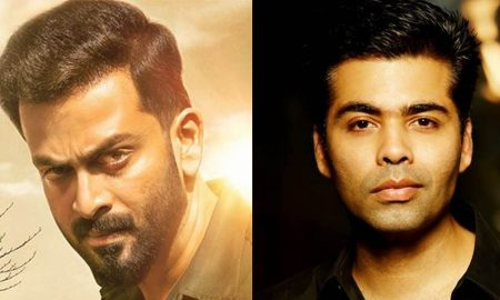 karan johar latest news, karan johar about tiyaan, karan joghar about prithviraj, prithviraj latest news, tiyaan latest news, prithviraj upcoming movie