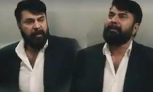 The Great Father leaked video, mammootty, The Great Father movie video, megastar movie, mammootty brilliant acting,