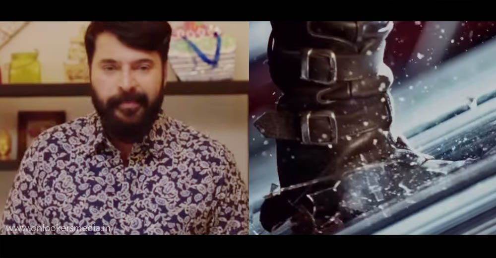 The Great Father trailer, mammootty latest, mammootty great father movie, malayalam movie 2017,
