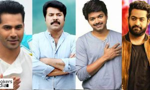 mammootty latest news, vijay latest news, varun dhawan latest news, Jr NTR latest news