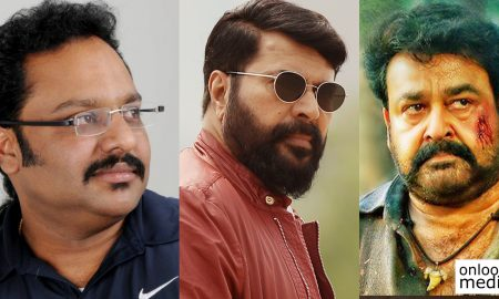 shaji nadeshan , shaji nadeshan latest news, mammootty latest news, the great father collection report, the great father first day collection, Pulimurugan collection record , new collection record, malayalam movie collection record