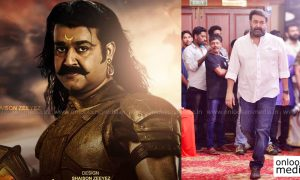 The Mahabharata , Bheeman , Mohanlal , BR Shetty. , 1000 crores budget indian movie , actor mohanlal , mohanlal new bheeman images , mohanlal body building for Bheeman , mohanlal new stills , mohanlal new images