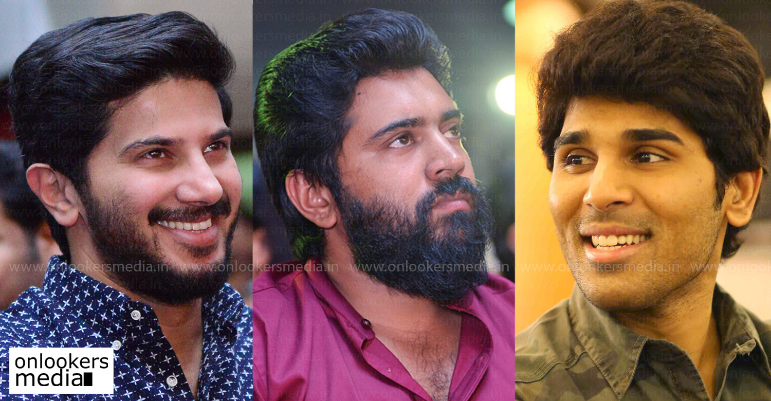 allu sirish latest news, nivin pauly latest news, dulquer salmaan latest news, allu sirish about nivin pauly, allu sirish about dulquer salmaan