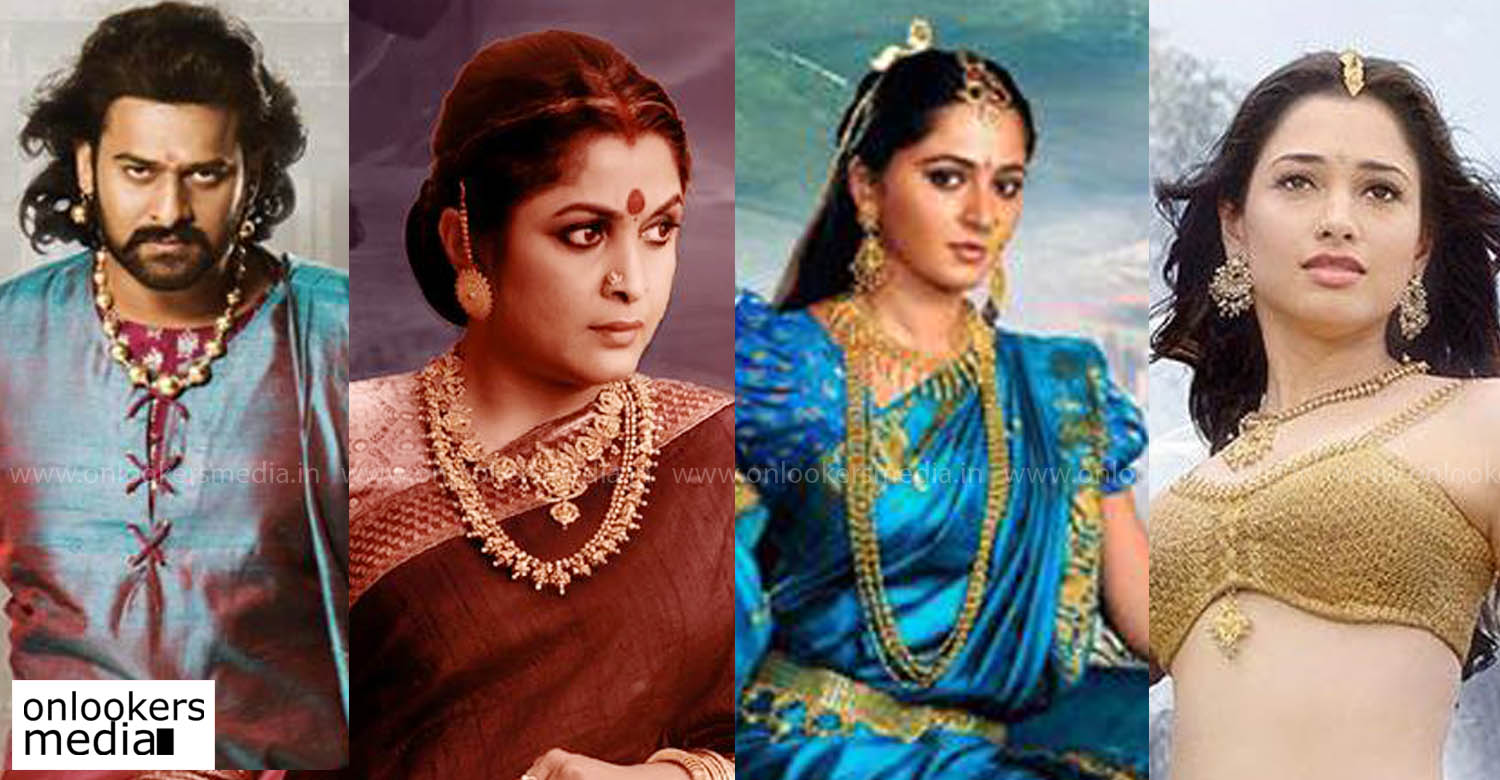 Baahubali is the result of the collaboration of hard ...