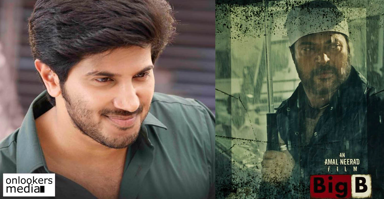 u0026quot;Big B is my favoriteu0026quot; says Dulquer