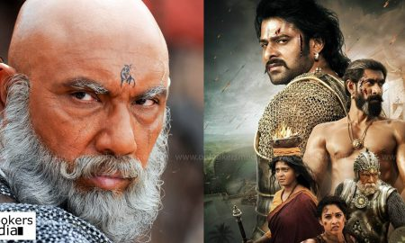 sathyaraj latest news, baahubali 2 latest news, baahubali 2 release date, ss rajamouli latest news, prabhas latest news, baahubali release issue