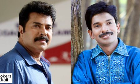mammootty latest news, mammoottyupcoming movie, santhosh pandit latest news, santhosh pandit upcoming movie, urukku satheeshan latest news