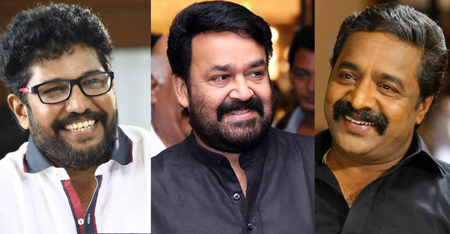 Image result for mohanlal renji panicker