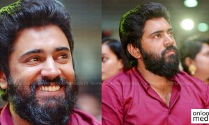nivin pauly latest news, nivin pauly in sakhavu, sakhavu latest news, nivin pauly as communist