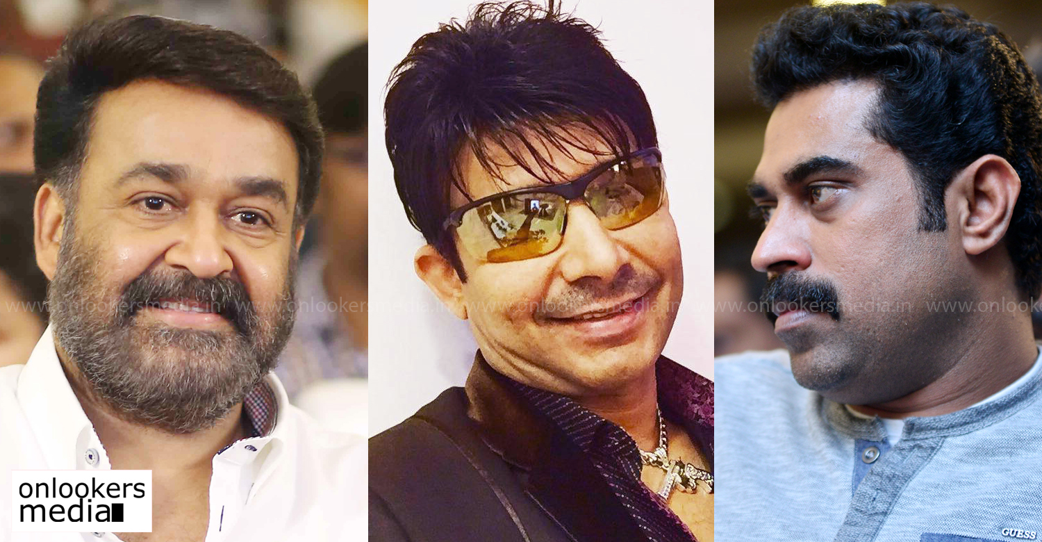 mohanlal latest news, the mahabharata latest news, krk latest news, suraj venjaramood latest news, suraj venjaramood reply to krk