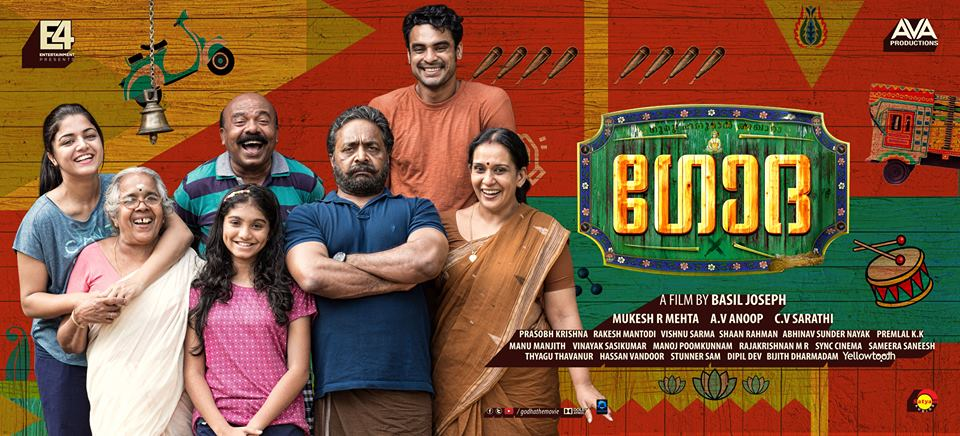 Godha Review, Godha review rating report, Godha malayalam movie, Godha hit or flop, tovino thomas, Wamiqa Gabbi, cv sarathy