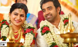 Siju Wilson wedding stills photos, Siju Wilson marriage, Siju Wilson lover name, Siju Wilson sruthi wedding, Siju Wilson reception stills, Siju Wilson family photos, mandakini malayalam movie, thobama,