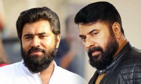Nivin Pauly ,Mammootty ,Nivin Pauly new movie news ,Mammootty new movie news Nivin Pauly mammootty fan, Nivin Pauly in Mammootty's biopic , Nivin Pauly new stills , Nivin Pauly new images