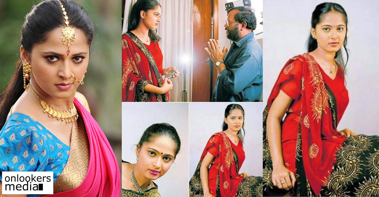 anushka shetty first audition images photos stills