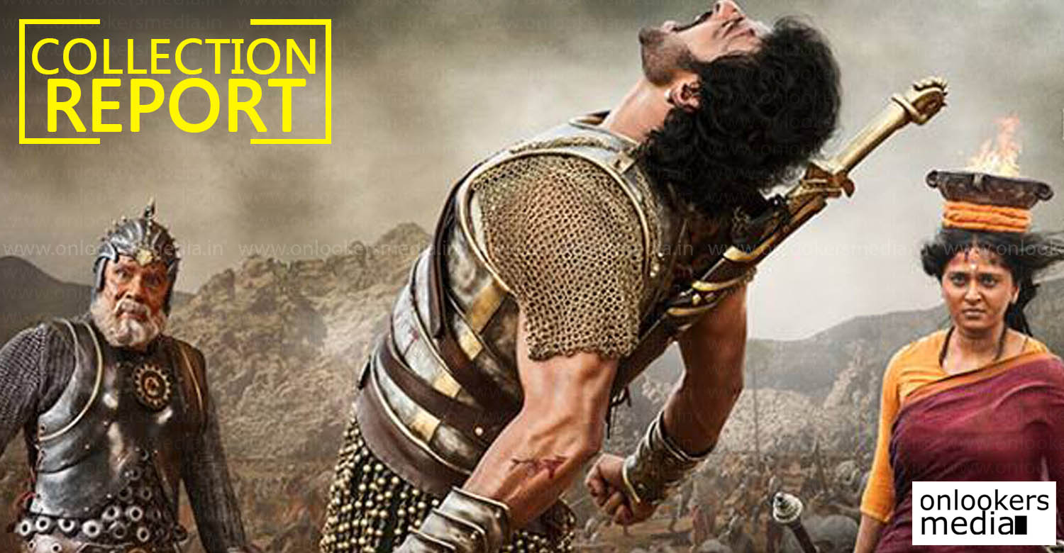 baahuballi 2 latest news, baahubali 2 kerala collection, baahubali 2 kerala box office. prabhas latest news, ss rajamouli latest news
