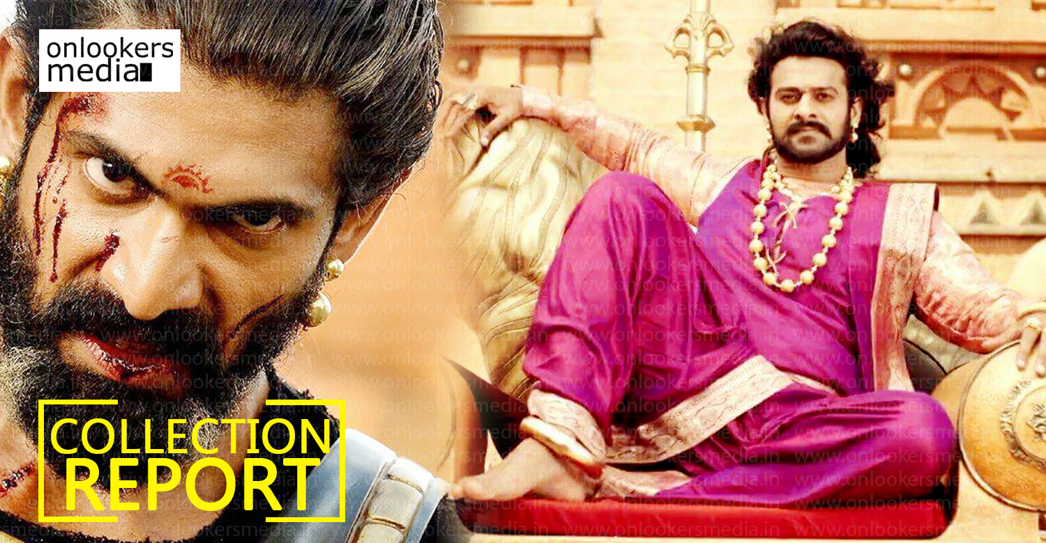 baahubali 2 latest news, baahubali 2 collection report, baahubali 2 world wide collection, ss rajamouli latest news, prabhas latest news