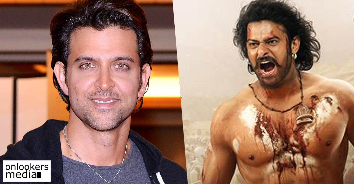 hrithik roshan to watch baahubali 2