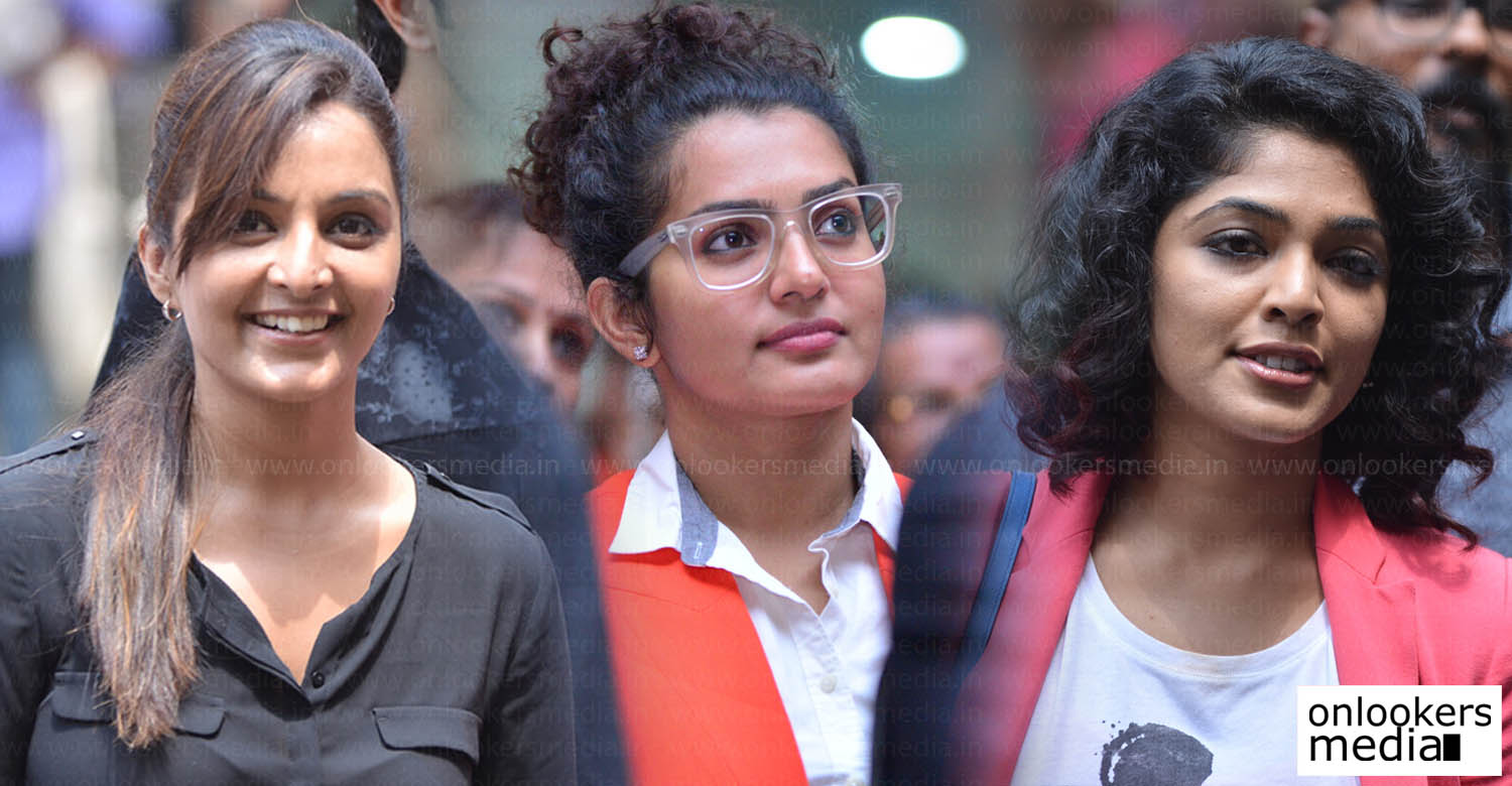 manju warrier latest news, parvathy latest news, rima kallingallatest news, Women's Collective In Cinema latest news, Women's Collective In Cinema