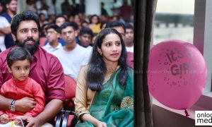 nivin pauly latest news, nivin pauly daughter, nivin pauly children, latest malayalam news, nivin pauly family