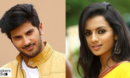 dulquer salaan latest news, dulquer salmaan upcoming movie, dulquer salmaan new movie, solo malayalam movie, sruthi hariharan latest news, sruthi hariharan about dulquer