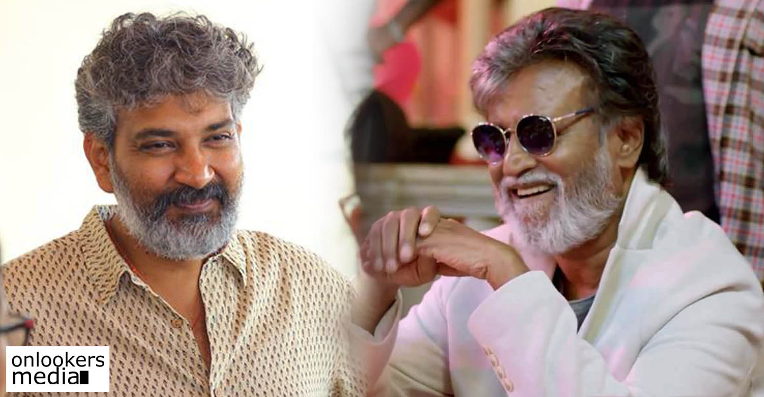 rajinikanth latest news, rajinikanth ss rajamouli movie, rajinikanth upcoming movie, ss rajamouli upcoming movie, ss rajamouli latest news