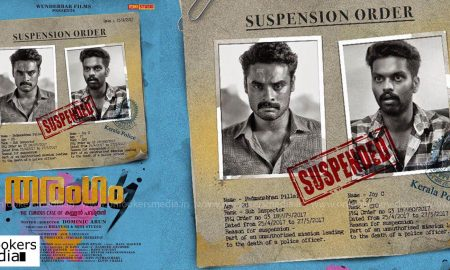 tovino thomas latest news, tovino thomas upcoming movie, tovino thomas in tharangam, tharangam malayalam movie, tharangam latest news, tharangam first look poster
