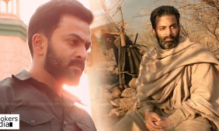 tiyaan lates news, tiyaan big budget movie, prithviraj upcoming movie, indrajith upcoming movie, murali gopy upcoming movie