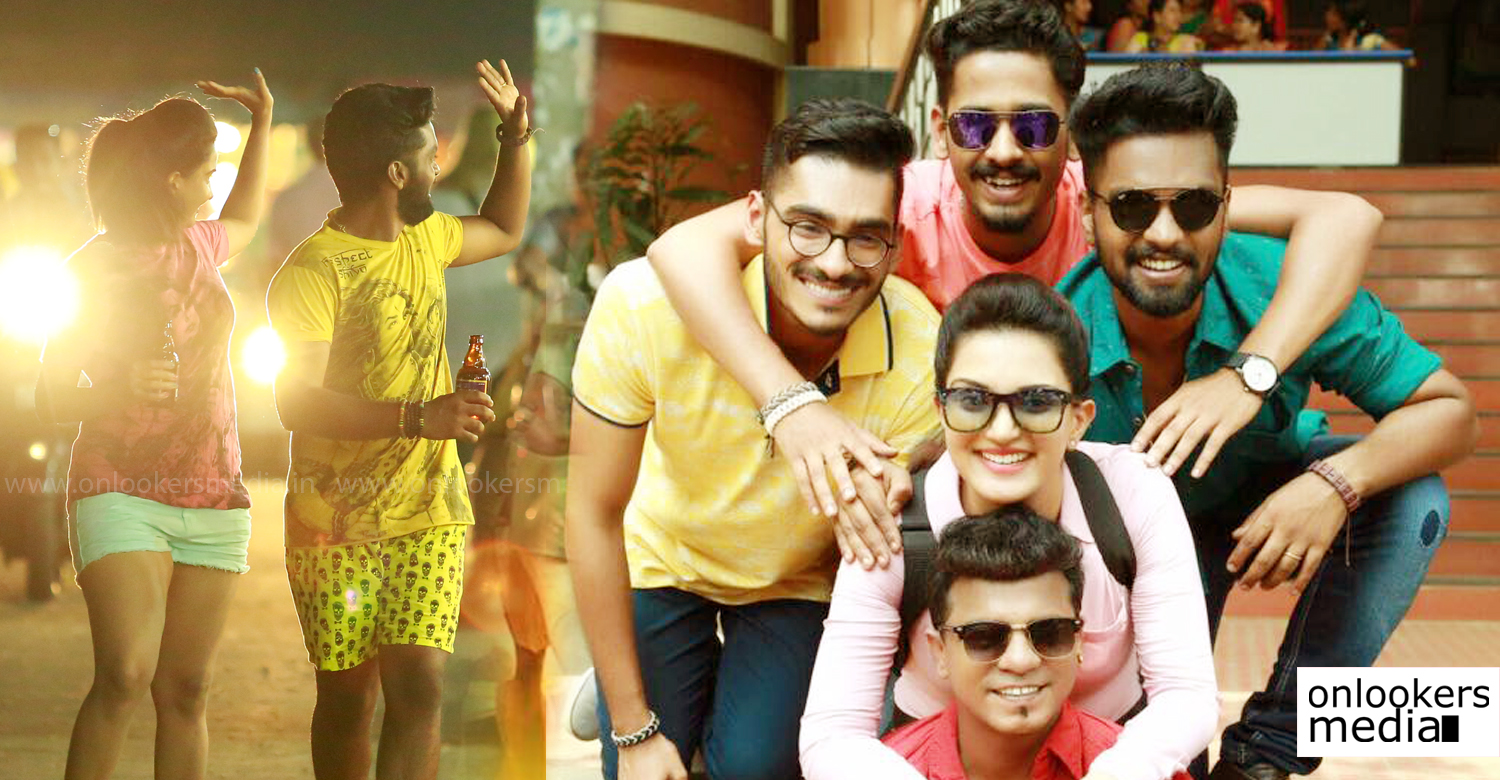 Chunkzz movie veido ,Chunkzz making video ,Chunkzz making video trending , Chunkzz , honey rose in chunkzz ,Director Omar Lulu ,happy wedding director Omar Lulu ,Vishak Nair, Balu Varghese, Ganapathi ,Dharmajan,Mareena Michael