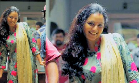 Manju Warrier , Manju Warrier Mohanlal imitate Mohanlal , Manju Warrier imitate Mohanlal photo , Sajid Yahiya new movie , Manju Warrier die hard Mohanlal fan , Manju Warrier mohanlal movie ,Manju Warrier new movie stills