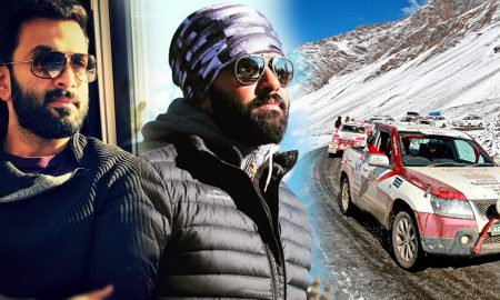 Prithviraj new movie , Prithviraj new stills , Prithviraj new movie news ,Srinath Rajendran, director Srinath Rajendran , Prithviraj , Indrajith , Indrajith new movie Himalayan Rally movie