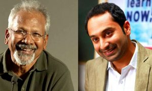 Fahadh Faasil Mani Ratnam movie stills
