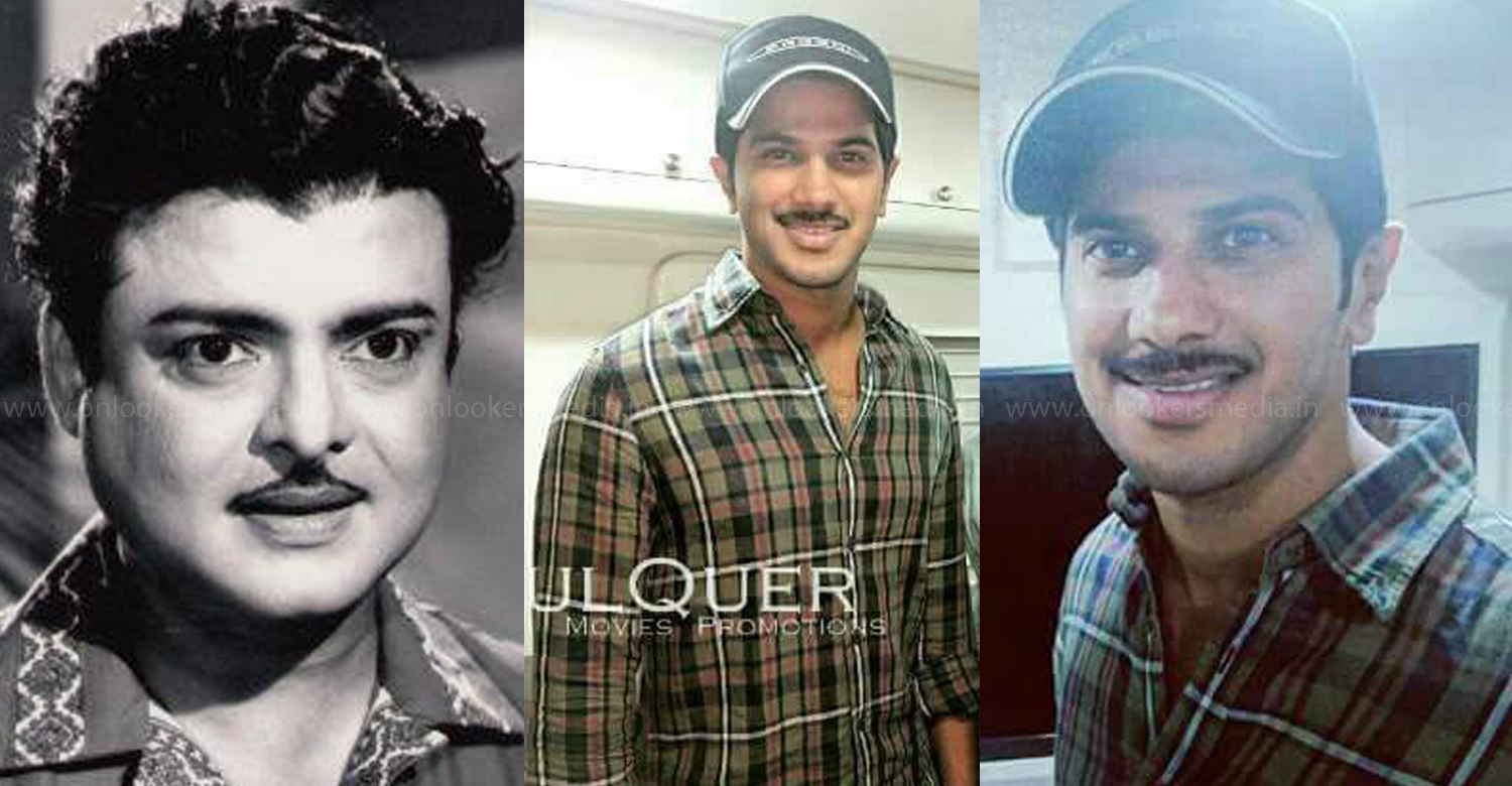 Dulquer Salman S Gemini Ganeshan Look Is Impressive The: Dulquer Salmaan's New Look From Mahanati Goes Viral In
